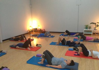 Flexibility and Mobility Class Port Kennedy